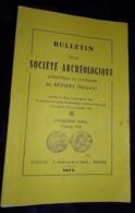 Bulletin De La Société Archéologique De Béziers - 1972 - Languedoc-Roussillon