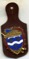 Insigne Sapeur Pompier, U.D.S.P -LOIRET___A.B - Firemen