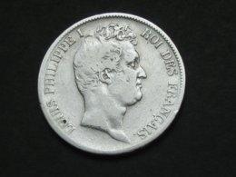 5 Francs  1831 K - LOUIS PHILIPPE 1er - Roi Des Francais   **** EN ACHAT IMMEDIAT  **** - Francia