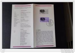 Belgique 1977 Doc De La Poste Avec N° 1838 Oblitéré 1er Jour MNH** Année Rubens - Documents Of Postal Services