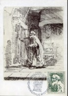 48525  Nederland  Holland , Maximum  1956 Painting Of Rembrandt, Tobias - Rembrandt