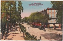 DRAGUIGNAN  Boulevard De L'esplanade - Draguignan