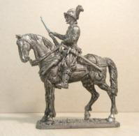 * Tin Soldier ! Horse European Warrior (scale 1:32 Size ) №8 - Tin Soldiers