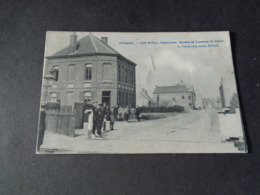 Belgique  België  ( 1165 )  Avelghem  Avelgem    Café Arthur , Restaurant , Bureau De Location De Pêche - Avelgem