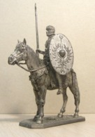 * Tin Soldier ! Horse  Roman Warrior (scale 1:32 Size ) №6 - Tin Soldiers