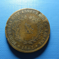 Portugal X Reis 1841 - Portugal