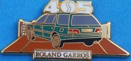MM...73...signé  ARTHUS  BERTRAND.........405......ROLAND  GARROS - Arthus Bertrand