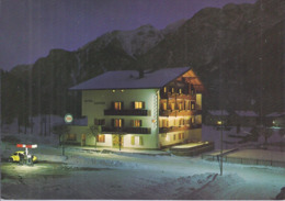 AK-74089-110  -   Toblach - Dobbiaco - Bez. Bozen  - Hotel Santer - Nachtansicht - Bolzano (Bozen)