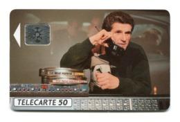 Telecarte 50u °_ 235-Cinéma.2-Claude Lelouch-Sc5an.Ge-09.92- R/V 6550 - France