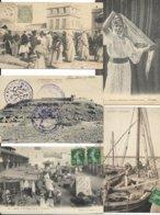 LOT DE 300 CARTES D AFRIQUES NOIRE   ALGERIE TUNISIE MAROC.  A VOIR  BON LOT - Postcards