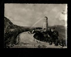 Cartolina SAcello Ossario Di Monte Pasubio - Vicenza