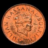 Brunei 1 Sen 1987. Asia Coin Km15a - Brunei