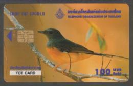 Thailand TOT Chip Phone Card - Thaïlande