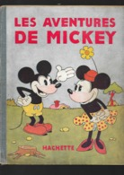 LES AVENTURES DE MICKEY Edition Originale 1931 - Originele Uitgave - Frans