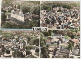 Au Dessus De  LIGNIERES - France