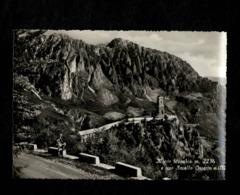 Cartolina Monte Pasubio E Suo Sacello Ossario - Vicenza