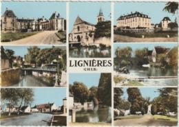 LIGNIERES - France