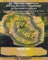 Catalogue VO Spink Réunion Etablissements Ds L'Inde Indochine St Pierre Et Miquelon - Catalogues De Maisons De Vente