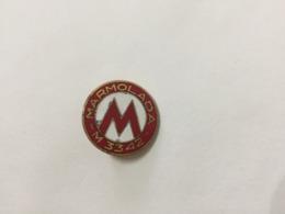 Spilla Marmolada M. 3342 (Labor Milano) Cm 2,2 Vintage. - Pin's