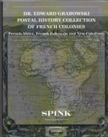 Catalogue VO Spink Colonies D'Afrique Polynésie Nlle Calédonie Wallis - Cataloghi Di Case D'aste
