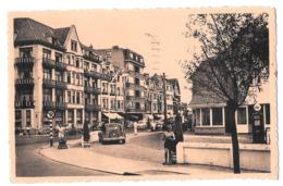 Knokke Zoute Avenue Du Littoral Kustlaan 1956 - Knokke