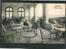 CPA - BEG MEIL - L'Hôtel Des Dunes - Le Café - La Terrasse, Animé - Beg Meil