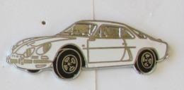 1 Pin's AUTOMOBILE - RENAULT ALPINE A110 - Renault