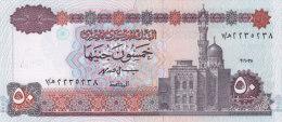 EGYPT 50 POUNDS EGP 1995 P-60 SIG/ISMAEL #19 UNC */* - Egypt