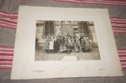 Ancienne Photo De Classe ECOLE à ARBOIS Jura (39) - Identified Persons