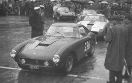 Ancienne Photo 1961 -  Ferrari 250 GT SWB - Reproductions