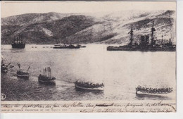 BATEAU DE GUERRE(AUSTRALIE) GABA TEPE(TURQUIE) - Turquie