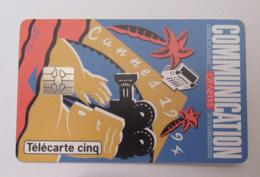 Télécarte 5 Unités Gn36 Repiquage Cannes 1994 - Rare - LUXE - Frankreich