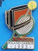 MM...89...signé  ARTHUS  BERTRAND........ROLAND GARROS  1993 - Arthus Bertrand