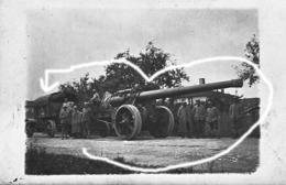Armée Française Renault EG15 Artillerie Vue Arrière 14-18 Tracteur Camion - Krieg, Militär