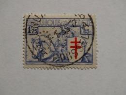 "COB 399.- Série Dite ""chevaliers) 1,75F + 25c. - 1934-51"