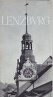 Lenzburg (Suisse) - Dépliant Touristique 1972 (en Allemand) - Dépliants Touristiques