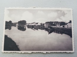 PERONNES -LEZ-ANTOING Le Large Avec Péniches - Houseboats