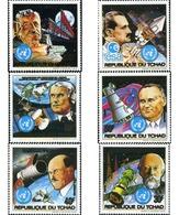 Ref. 358658 * MNH * - CHAD. 1983. SPACE EXPLORATION . EXPLORACION DEL ESPACIO - Raumfahrt