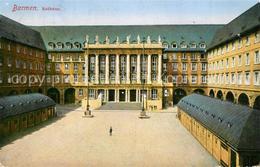 73297183 Barmen_Wuppertal Rathaus Barmen Wuppertal - To Identify