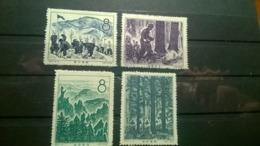 China 1958 Afforestation Campaign - Ungebraucht