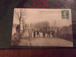 91 CORBEIL SAUVETAGE DES BOIS ROUTE DE SOISY - Corbeil Essonnes