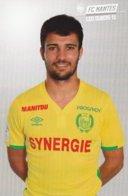 CP. JOUEUR. FC . NANTES . LEO  DUBOIS  # Par Le Club - Fútbol