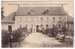 ORROIR - Café De La Belle Vue .Van Caeneghem-Baerh - Mont-de-l'Enclus