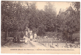 ORROIR - Jardin Du Café-Restaurant Bonte-Moreau - Kluisbergen