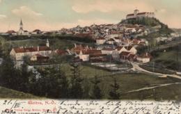 AK - NÖ - Weitra - 1908 - Weitra