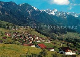 73293459 Triesenberg Rappenstein Walsersiedlung Falknis Triesenberg - Liechtenstein