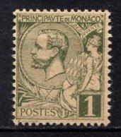 MONACO 1885 / 14  - Y.T. N° 11 - NEUF** - Monaco