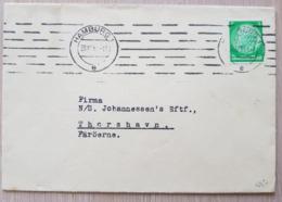 Germany Hamburg Thorshavn 1933 - Germania