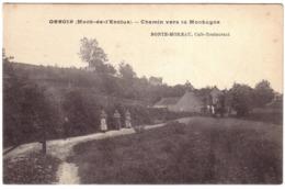 ORROIR - Chemin Vers La Montagne - Bonte-Moreau , Café Restaurant - Kluisbergen
