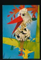Fabeltjeskrant - Juffrouw  Ooievaar [AA27 1.246 - Artistes